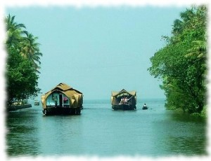 kumarakom house boat packages