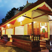 Deluxe cottages at cybele hill resort wayanad