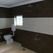 Bath room at atmost homestay