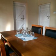 atmost homestay dining room