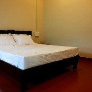 Bedroom of atmost home stay wayanad