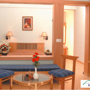 Soorya kutir room at hotel Haritagiri