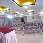 conference hall, haritagiri wayanad