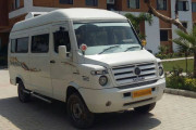 Book tempo traveller in wayanad