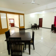August residency wayanad living area