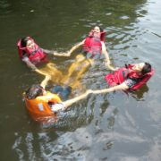 Bluemango and adventure river activity