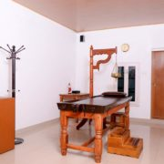 Ayurveda massage table wayanad