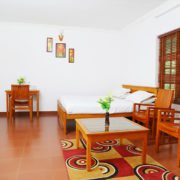 Deluxe room - Vythiri greens