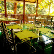 Vythiri greens resort - restaurant